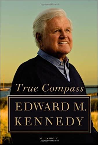 Edward M. Kennedy - True Compass Audio Book Stream