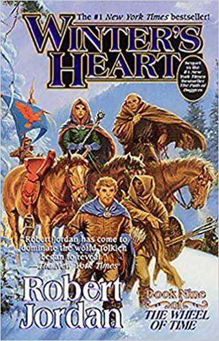 Robert Jordan - Winter's Heart Audio Book Stream