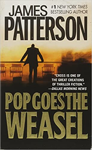 James Patterson - Pop Goes the Weasel Audio Book Free