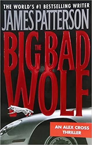 James Patterson - The Big Bad Wolf Audio Book Free