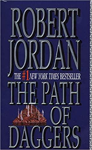 Robert Jordan - The Path of Daggers Audio Book Free