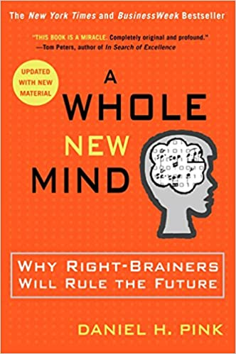 Daniel H. Pink - A Whole New Mind Audio Book Free