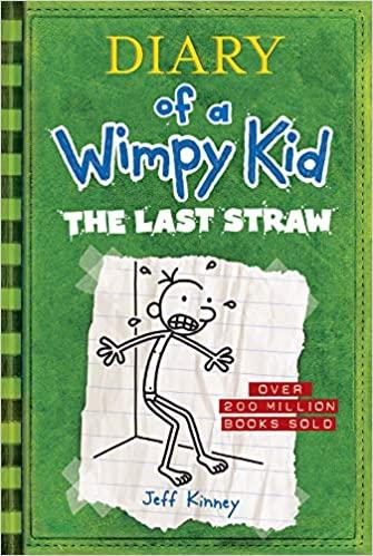 Jeff Kinney - The Last Straw Audio Book Free