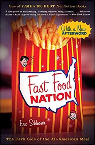 Eric Schlosser - Fast Food Nation Audio Book Free