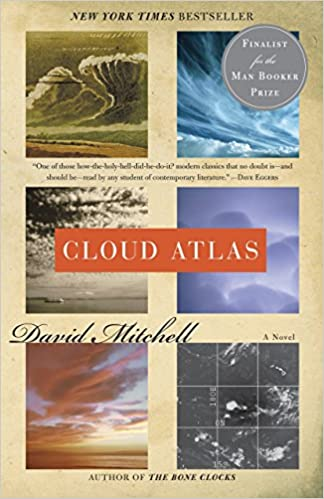 David Mitchell - Cloud Atlas Audio Book Stream