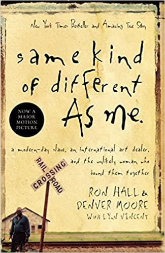 Ron Hall - Same Kind of Different As Me Audio Book Free