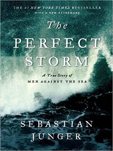 Sebastian Junger - The Perfect Storm Audio Book Stream