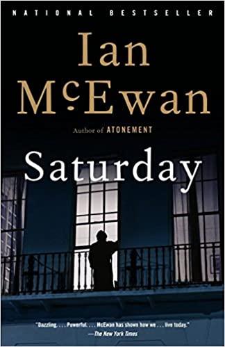 Ian McEwan - Saturday Audio Book Stream
