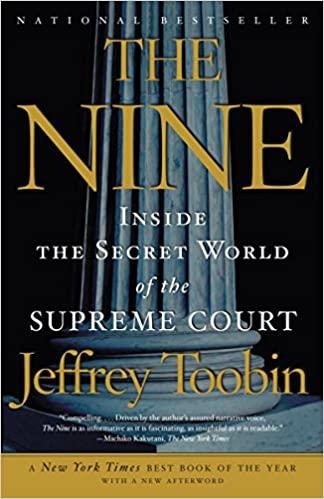Jeffrey Toobin - The Nine Audio Book Free