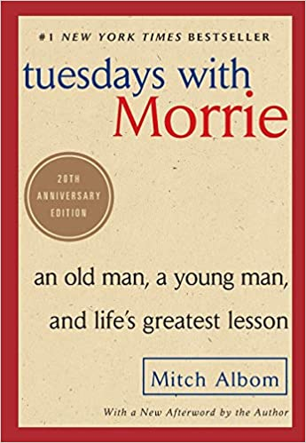 Mitch Albom - Tuesdays with Morrie Audio Book Free