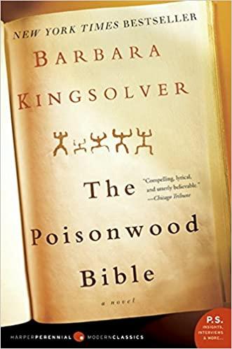 Barbara Kingsolver - The Poisonwood Bible Audio Book Free