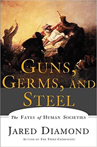 Jared M. Diamond - Guns, Germs, and Steel Audio Book Free