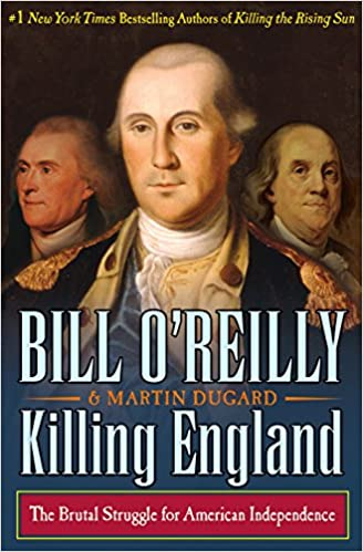 Bill O'Reilly - Killing England Audio Book Free