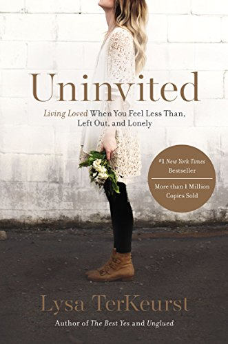 Lysa TerKeurst - Uninvited Audio Book Stream