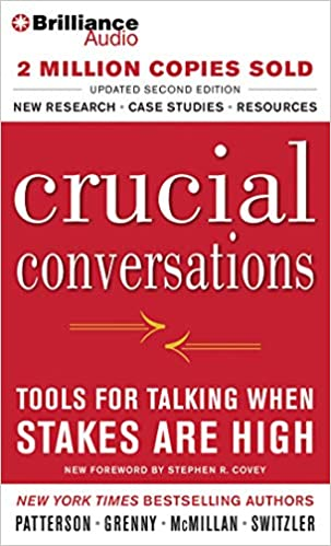 Kerry Patterson - Crucial Conversations Audio Book Stream