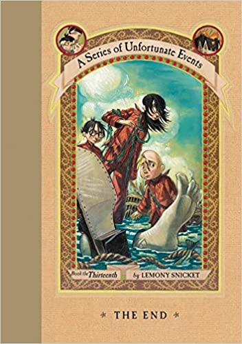 Lemony Snicket - The End Audio Book Stream