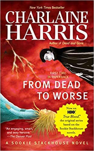 Charlaine Harris - From Dead to Worse Audio Book Stream