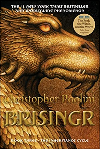 Christopher Paolini - Brisingr Audio Book Free