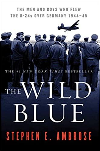 Stephen E. Ambrose - The Wild Blue Audio Book Stream