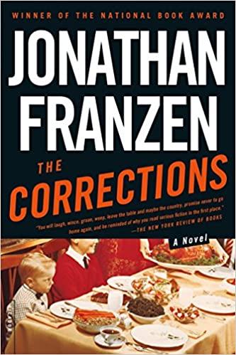 Jonathan Franzen - The Corrections Audio Book Stream