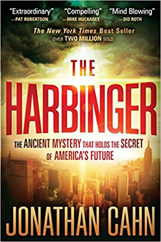 Jonathan Cahn - The Harbinger Audio Book Free