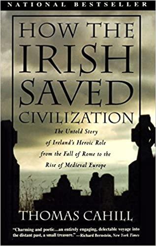 Thomas Cahill - How the Irish Saved Civilization Audio Book Free