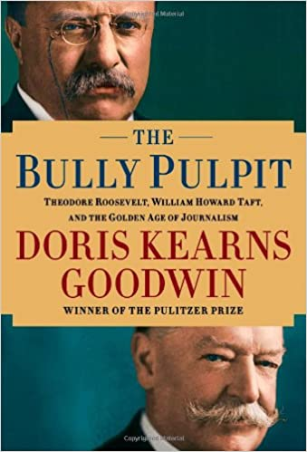 Doris Kearns Goodwin - The Bully Pulpit Audio Book Stream