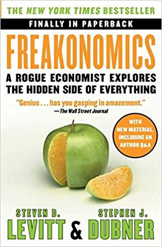 Steven D. Levitt - Freakonomics Audio Book Stream