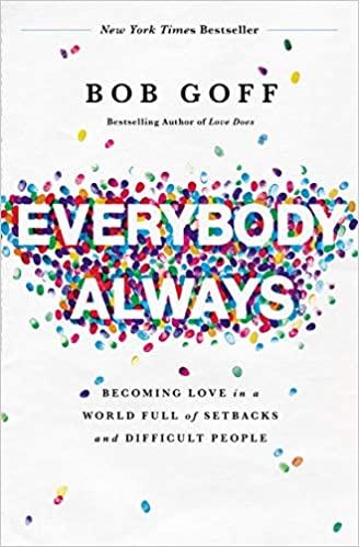 Bob Goff - Everybody Always Audio Book Free