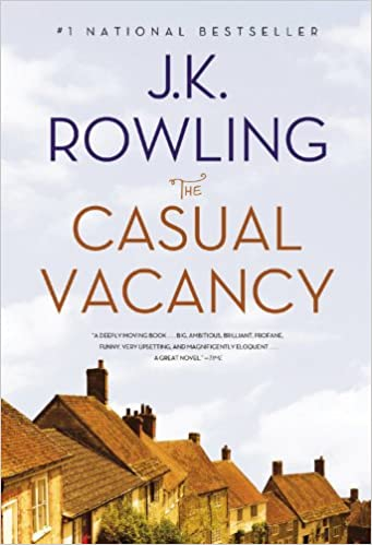 J. K. Rowling - The Casual Vacancy Audio Book Free
