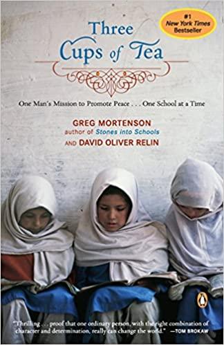Greg Mortenson - Three Cups of Tea Audio Book Free