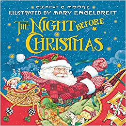 Clement C Moore - The Night Before Christmas Audio Book Free