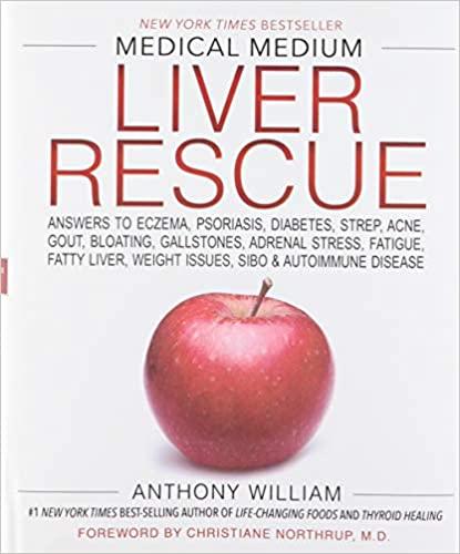 Anthony William - Medical Medium Liver Rescue Audio Book Stream