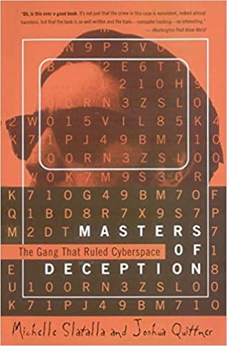 Michele Slatalla - Masters of Deception Audio Book Stream