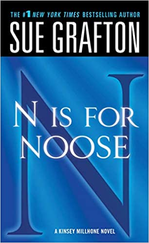 """Sue Grafton - """"N"""" is for Noose Audio Book Free"""