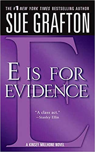 Sue Grafton - E is for Evidence Audio Book Free