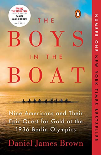 Daniel James Brown - The Boys in the Boat Audio Book Free