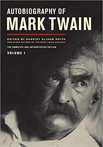 Mark Twain - Autobiography of Mark Twain Vol 1 Audio Book Free