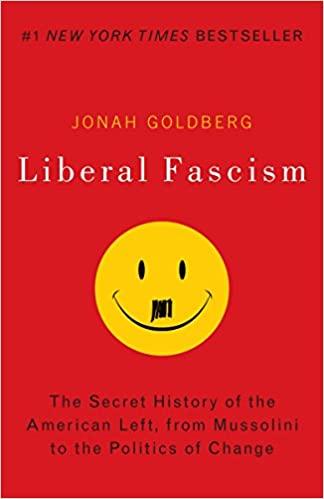Jonah Goldberg - Liberal Fascism Audio Book Stream