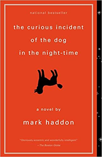 Mark Haddon - The Curious Incident of the Dog in the Night-Time Audio Book Free