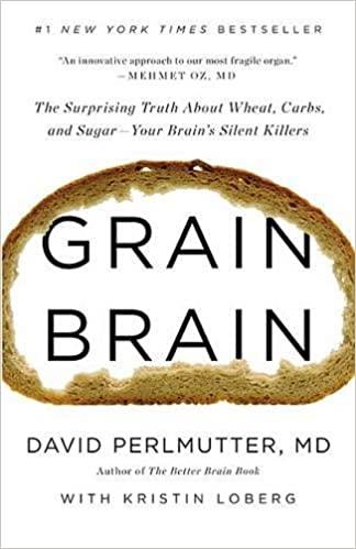 David Perlmutter MD - Grain Brain Audio Book Free