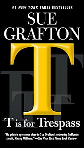 Sue Grafton - T is for Trespass Audio Book Free
