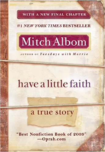 Mitch Albom - Have a Little Faith Audio Book Stream