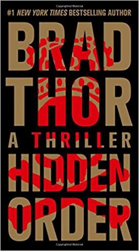 Brad Thor - Hidden Order Audio Book Free
