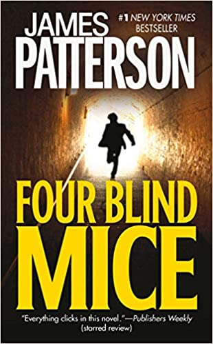 James Patterson - Four Blind Mice Audio Book Free