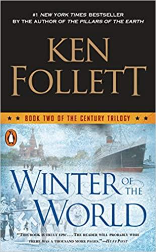 Ken Follett - Winter of the World Audio Book Free