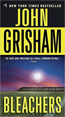 John Grisham - Bleachers Audio Book Free