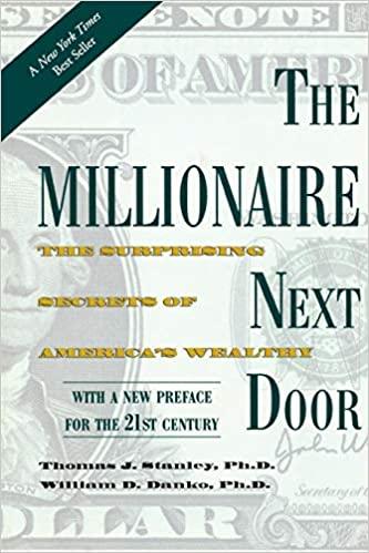 Thomas J. Stanley - The Millionaire Next Door Audio Book Stream