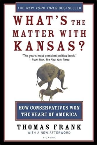 Thomas Frank - What's the Matter with Kansas? Audio Book Free