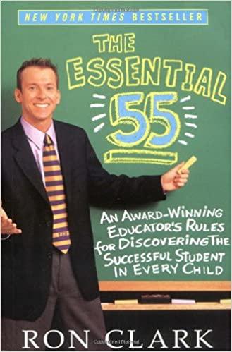 Ron Clark - The Essential 55 Audio Book Stream